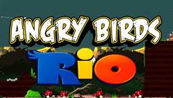 Онлайн игра Angry Birds Rio