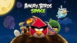 Играть онлайн в Angry Birds Space