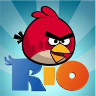 Angry Birds Rio. Прохождение игры.