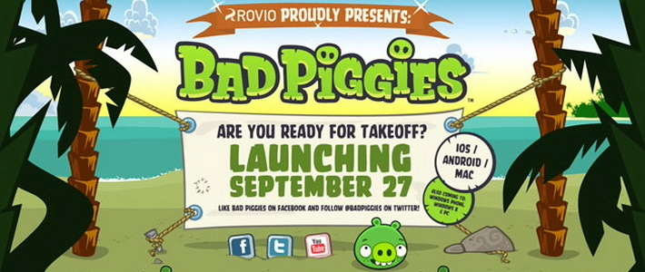 Bad Piggies: играем за злых свинок