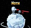 Прохождение Angry Birds Star Wars эпизод Hoth