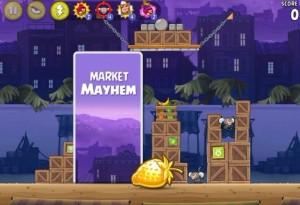 Вышел новый эпизод Market Mayhem для Angry Birds Rio