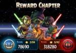 Прохождение Angry Birds Star Wars 2 эпизод Reward Chapter на 3 звезды