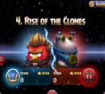 Прохождение Angry Birds Star Wars 2 эпизод Восстание клонов (Rise of the Clones) на 3 звезды
