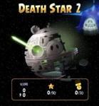Прохождение Angry Birds Star Wars эпизод Death Star 2 на 3 звезды