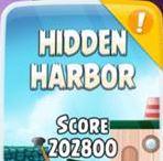 Прохождение эпизода Hidden Harbor из Angry Birds Rio 2
