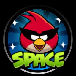 Флеш-часы Angry Birds Space