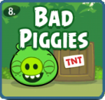 Angry Birds vs Bad Piggies