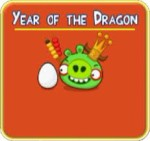 Прохождение Angry Birds Seasons Year of the Dragon