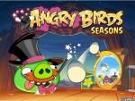 Вышел новый эпизод Angry Birds Seasons - Abra-Ca-Bacon