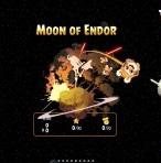 Прохождение Angry Birds Star Wars эпизод Moon of Endor на 3 звезды