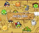 Прохождение Angry Birds Seasons эпизод The Pig Days